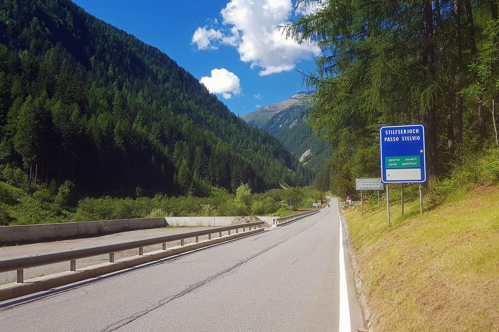 Passo dello Stelvio Stilfserjoch