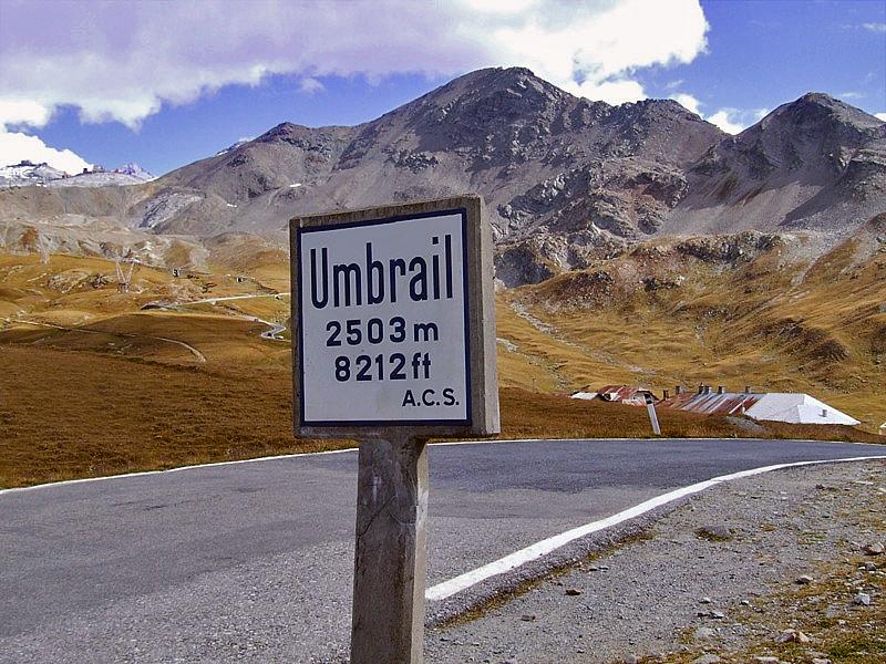 Pass Umbrail